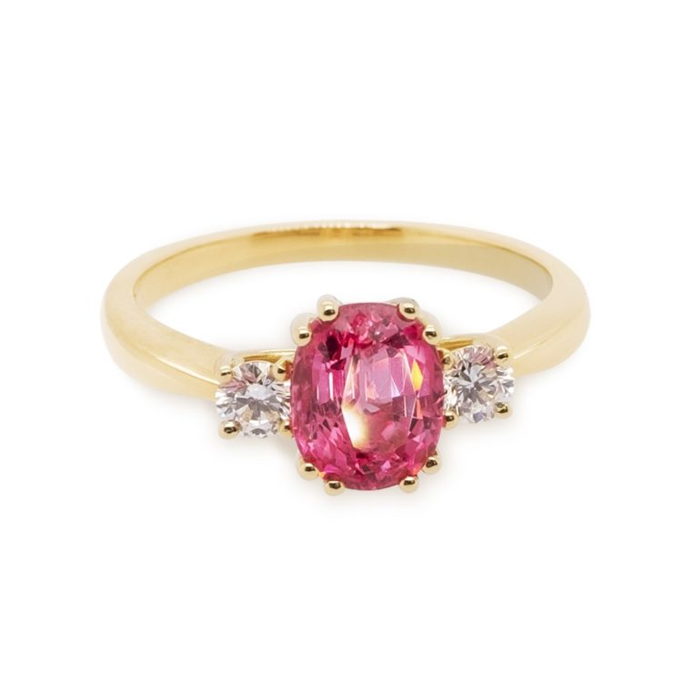 Spinell Ring