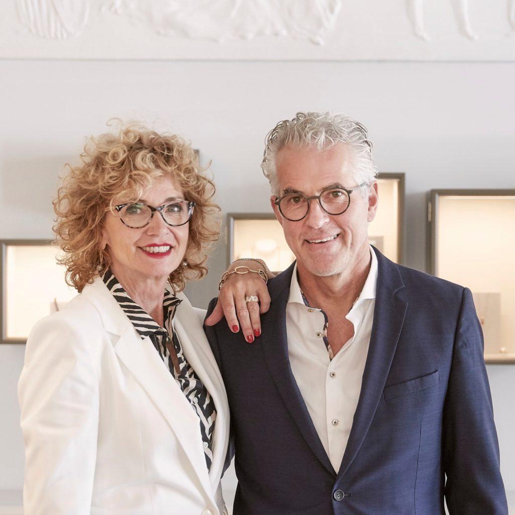Werner Blessing und Sibylle Blessing