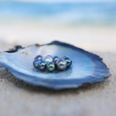 Perlen aus dem Marutea Atoll